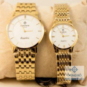 Đồng hồ đôi Sunrise DM737