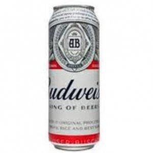 Bia Budweiser 5% Mỹ – Lon cao 500ml