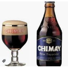 Bia Chimay xanh 9% Bỉ – chai 330 ml
