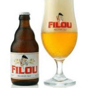 Bia Filou 8,5% Bỉ chai 330ml thùng 24 chai