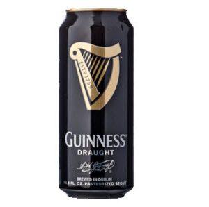 Bia Guinness Draught4.2% – Bia ngon đến từ Ireland !