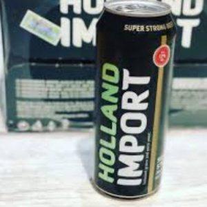Bia Holland Import 12% Hà Lan