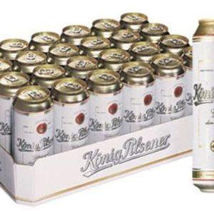 Bia Konig Pilsenner Đức - lon 500 ml