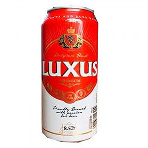 Bia Luxus 8,5% Bỉ - lon 500ml thùng 24 lon