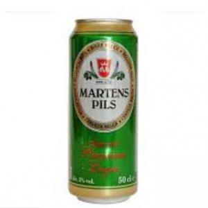 Bia Martens Pils 5% Bỉ – lon 500ml thùng 24 lon