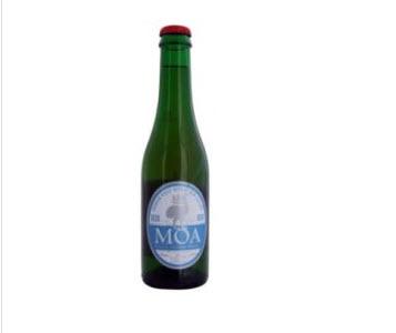 Bia Newziland- Moa Trắng