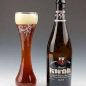 Bia Pauwel Kwak 8.4% (Bỉ) – Chai 330 ml thùng 24 chai