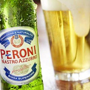 Bia Peroni Nastro Azzurro 5,1% – chai 330ml thùng 24 chai