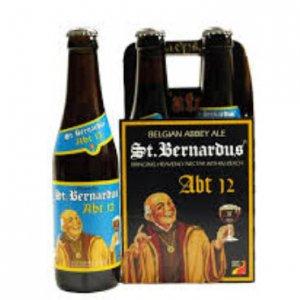 Bia St Bernardu chai