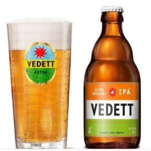 Bia Vedett IPA Extra Ordinary Bỉ