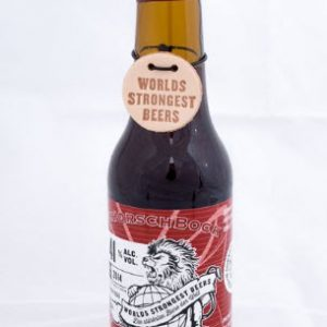 Bia nặng Schorsch Bock 43% chai sứ 330 ml
