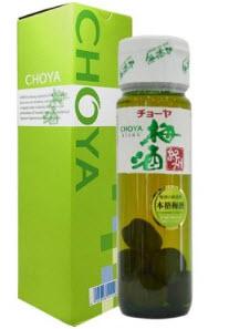 Rượu mơ mật ong Choya Honey tốt cho sức khỏe