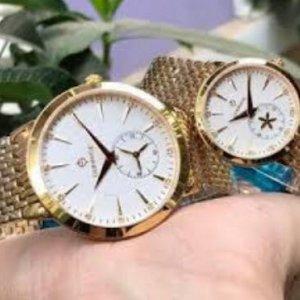 Đồng hồ đôi Sunrise DM784