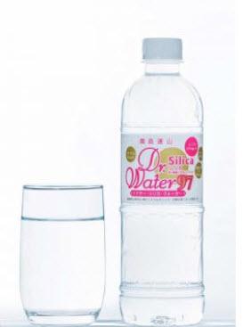 Nước khoáng thiên nhiên DR SILICA 97