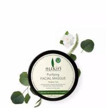 Dòng sản phẩm Sukin Super Greens
