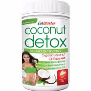 Thuốc hỗ trợ giảm cân Naturopathica Fatblaster Coconut Detox