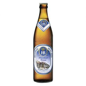 Bia HB Hofbrau Munchen Hofbrau Original 5,1% – Chai 330ml – Thùng 20 Chai