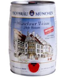 Bia Hofbräu Munchner Weisse Hefe Weizen