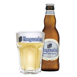 Bia Hoegaarden trắng