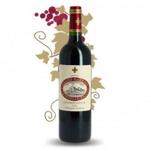 Rượu Vang Château Grand Barrail Lamarzelle Figeac 14% – Chai 750ml