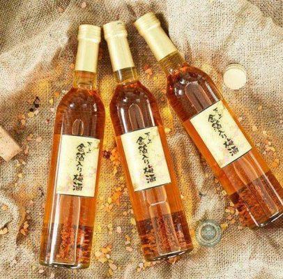 Rượu mơ vảy vàng, Rượu mơ vẩy vàng nhật kikkoman