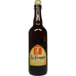 Bia La Trappe Tripel chai 750ml