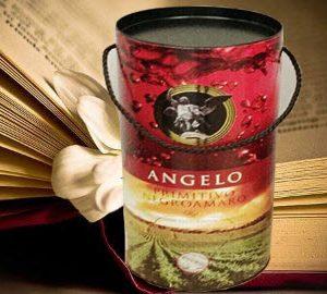 Rượu vang bịch Angelo Primitivo Negroamaro