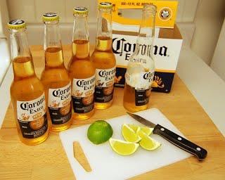 Thùng bia Corona Extra 24 chai