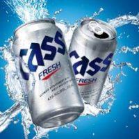 Bia Cass Hàn Quốc