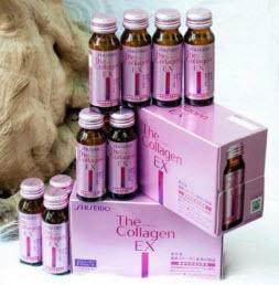 Sheisedo collagen EXnuôi dưỡng da