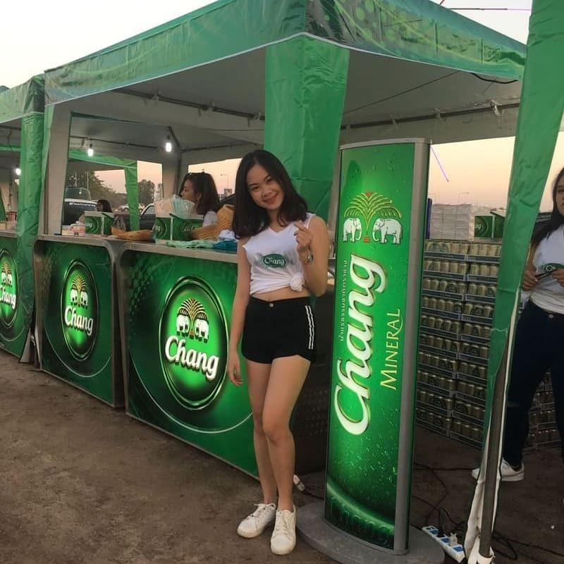 Bia Chang Thái Lan là một trong những thương hiệu bia số một của Thái Lan xuất khẩu đi khắp thế giới trong đó có Việt Nam, Châu Á, Châu Phi và Trên Thế Giới