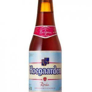 Bia Hoegaarden Rosée chai 250ml
