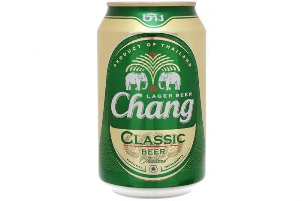 Bia Chang có vị bia khá nhẹ, ngon và dễ uống khi sử dụng giúp người dùng dễ dang thưởng thức và cảm nhận được hương vị thơm ngon của các nguyên liệu