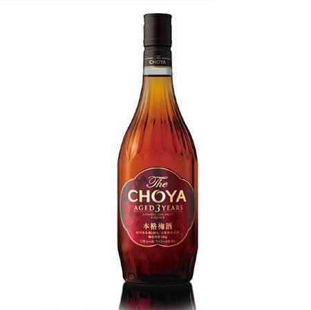 Rượu mơ 3 năm Nhật Bản Choya