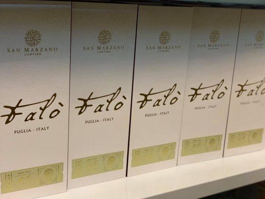 Rượu Vang Ý TALO SAN MARZANO 750ml