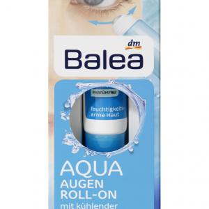 Kem dưỡng mắt Balea Aqua Augen Roll - On