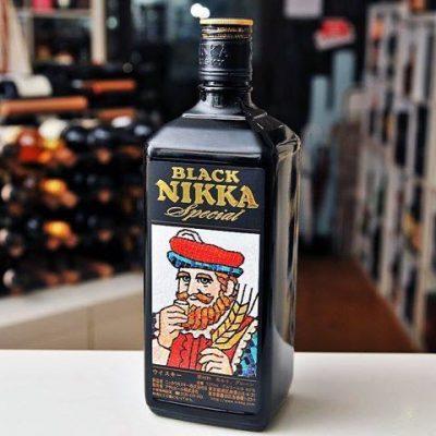Rượu Nikka black special