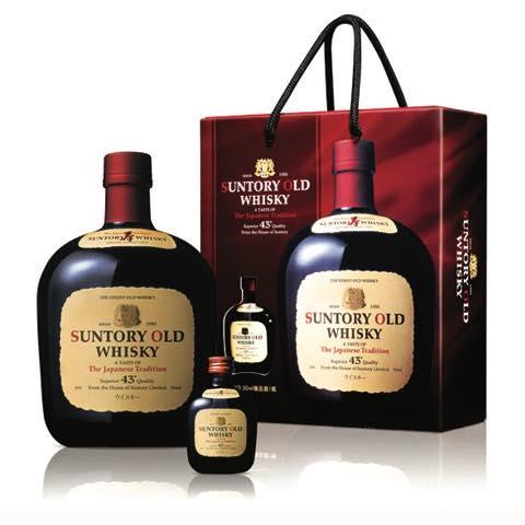 Rượu Suntory Old Whisky có vị rượu vô cùng hài hòa và phong phú pha lẫn vào đó là hương hoa thơm nhẹ nhàng, êm ấm đây là hương vị truyền thống cổ điển