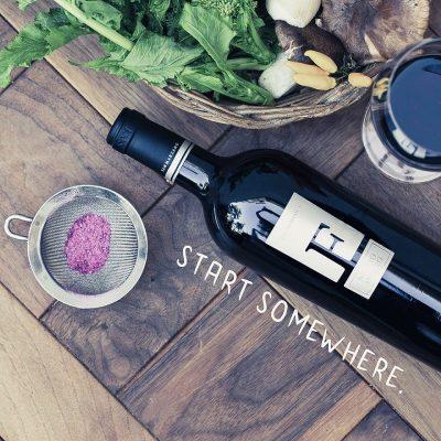 Rượu vang F Negroamaro Salento IGP vang Ý
