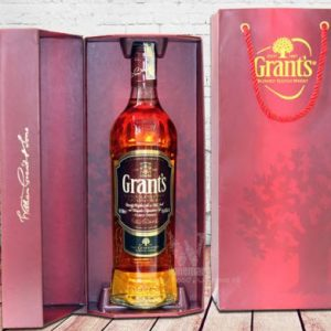 Rượu Grants Whisky