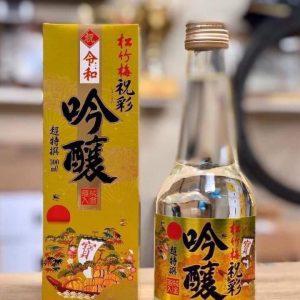 Sake vảy vàng Takara Shuzo