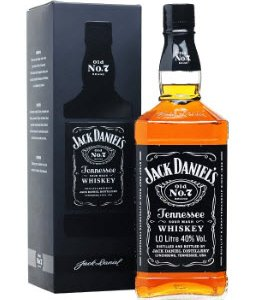 Rượu JACK DANIELS Whisky N0.7 Mỹ 700ml