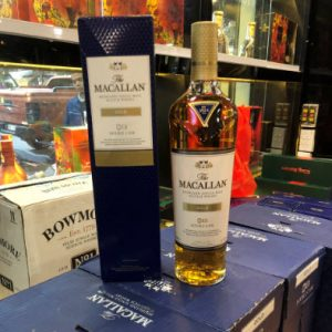 Rượu Maccallan 1824 gold double cask