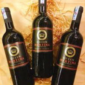 Rượu vang đỏ Queen MARTINA Italy 750ml