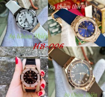 Đồng hồ Hublot Genever - hb 006