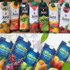 Nước hoa quả tự nhiên nhập khẩu châu Âu