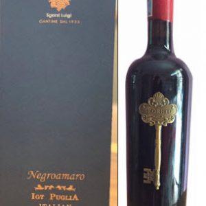 Rượu vang segreto puglia Ý