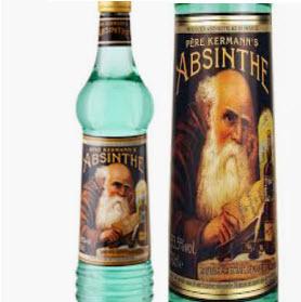 Rượu Pháp Absinthe Pere Kermann