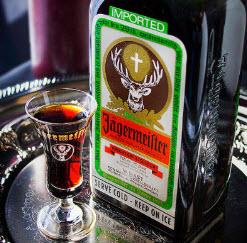Rượu thảo dược Jägermeister 56