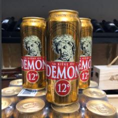 Bia La Bière du Démon 12 độ